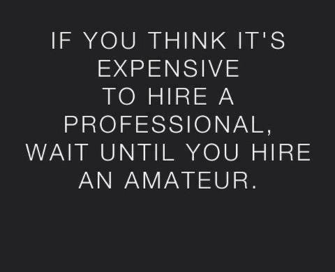 costly amateur